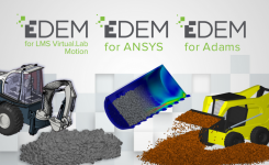 How to apply realistic material loads in Finite Element Analysis and Multi-body Dynamics simulations – Webinar series